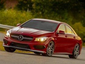 Ver foto 17 de Mercedes Clase CLA 45 AMG C117 USA 2014