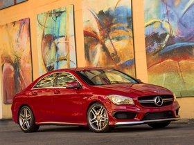 Ver foto 15 de Mercedes Clase CLA 45 AMG C117 USA 2014
