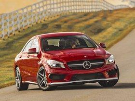 Ver foto 13 de Mercedes Clase CLA 45 AMG C117 USA 2014