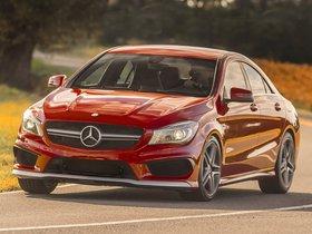 Ver foto 12 de Mercedes Clase CLA 45 AMG C117 USA 2014