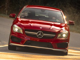 Ver foto 11 de Mercedes Clase CLA 45 AMG C117 USA 2014