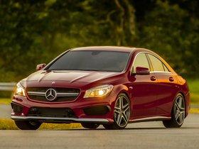 Ver foto 10 de Mercedes Clase CLA 45 AMG C117 USA 2014