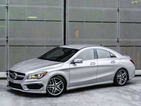 Ver foto 4 de Mercedes Clase CLA 45 AMG C117 USA 2014
