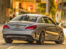Ver foto 2 de Mercedes Clase CLA 45 AMG C117 USA 2014