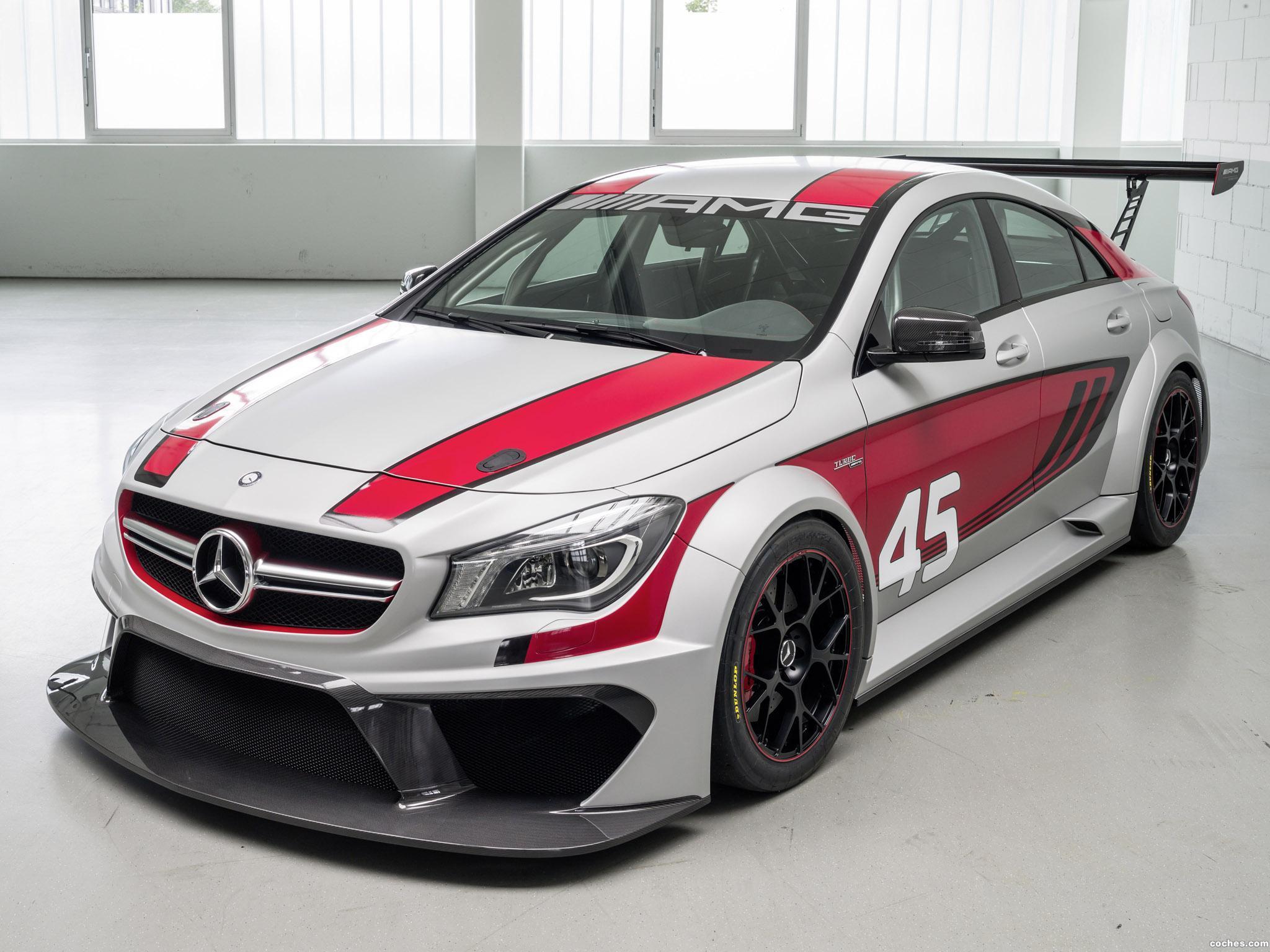 Foto 0 de Mercedes Clase CLA 45 AMG Racing Series 2013