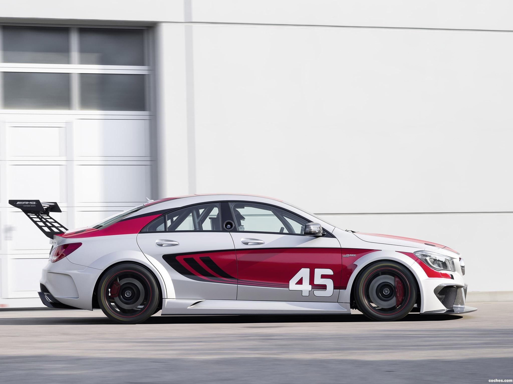 Foto 13 de Mercedes Clase CLA 45 AMG Racing Series 2013