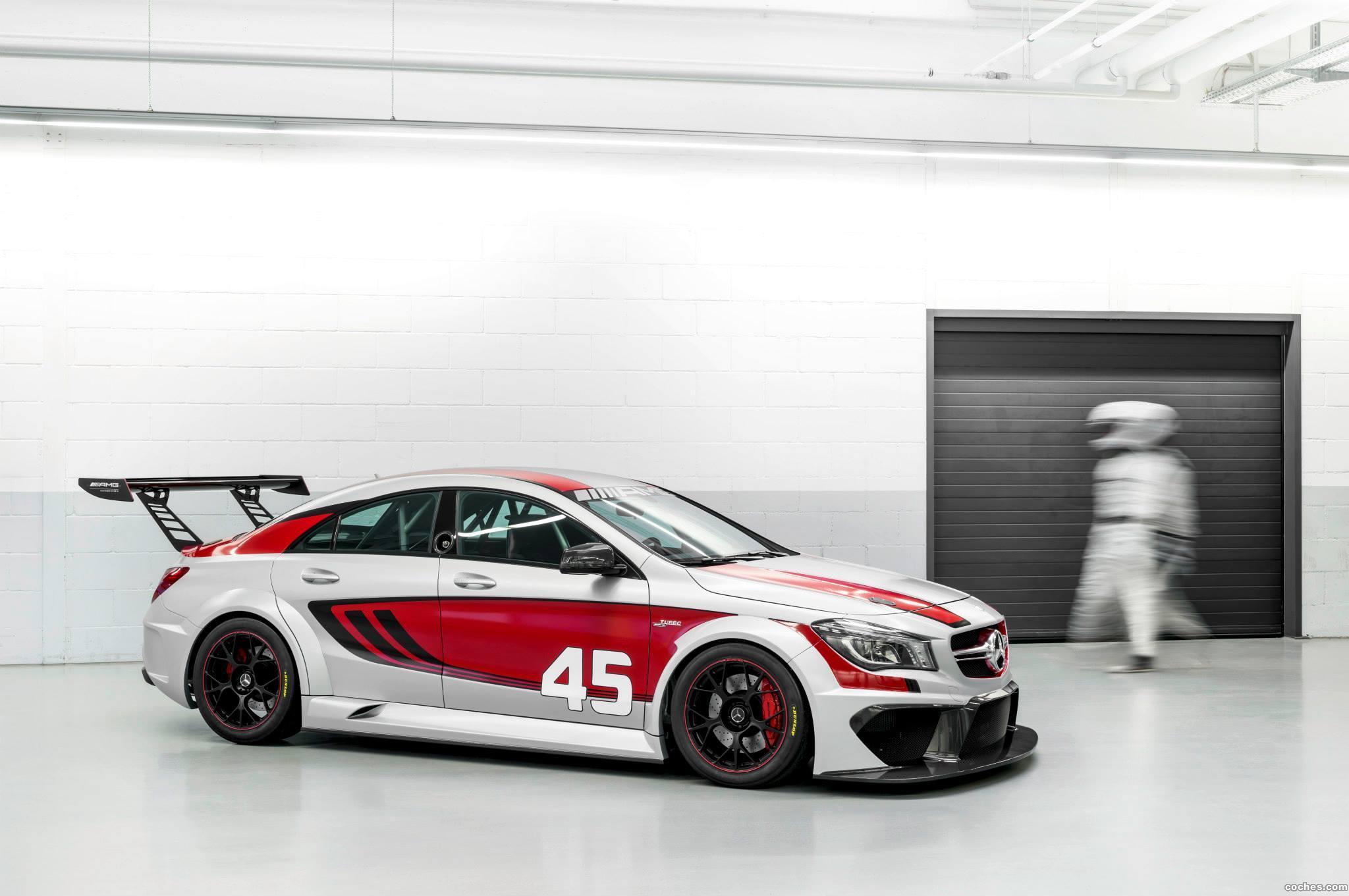 Foto 9 de Mercedes Clase CLA 45 AMG Racing Series 2013
