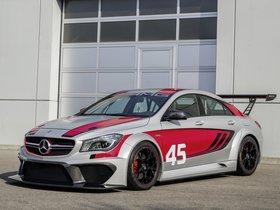 Ver foto 7 de Mercedes Clase CLA 45 AMG Racing Series 2013