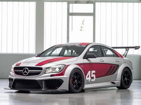 Ver foto 4 de Mercedes Clase CLA 45 AMG Racing Series 2013