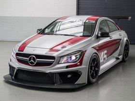 Ver foto 3 de Mercedes Clase CLA 45 AMG Racing Series 2013