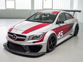 Ver foto 1 de Mercedes Clase CLA 45 AMG Racing Series 2013