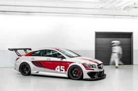 Ver foto 10 de Mercedes Clase CLA 45 AMG Racing Series 2013