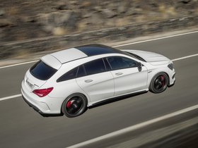 Ver foto 7 de Mercedes CLA 45 AMG Shooting Brake X117 2015