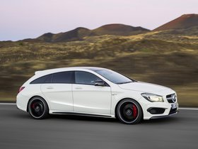 Ver foto 6 de Mercedes CLA 45 AMG Shooting Brake X117 2015