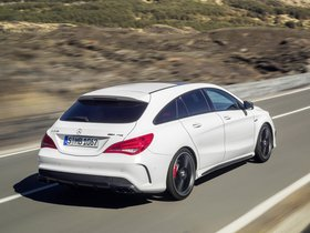 Ver foto 5 de Mercedes CLA 45 AMG Shooting Brake X117 2015