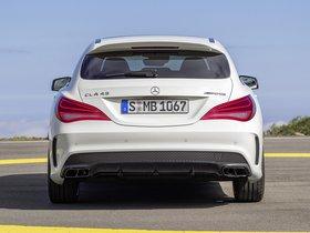Ver foto 4 de Mercedes CLA 45 AMG Shooting Brake X117 2015