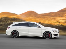 Ver foto 3 de Mercedes CLA 45 AMG Shooting Brake X117 2015