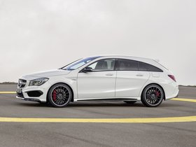 Ver foto 2 de Mercedes CLA 45 AMG Shooting Brake X117 2015