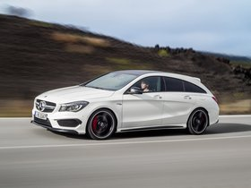 Ver foto 1 de Mercedes CLA 45 AMG Shooting Brake X117 2015