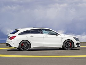 Ver foto 12 de Mercedes CLA 45 AMG Shooting Brake X117 2015