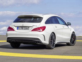 Ver foto 10 de Mercedes CLA 45 AMG Shooting Brake X117 2015