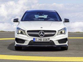 Ver foto 9 de Mercedes CLA 45 AMG Shooting Brake X117 2015