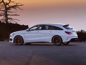 Ver foto 8 de Mercedes CLA 45 AMG Shooting Brake X117 2015