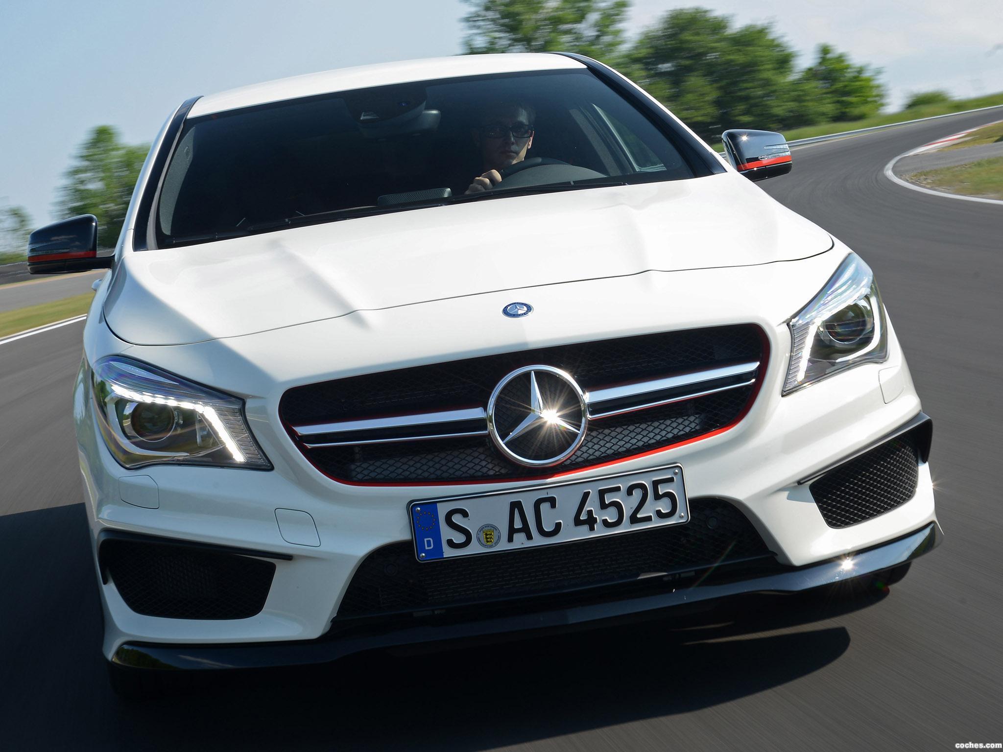 Foto 0 de Mercedes Clase CLA 45 AMG Edition 1 C117 2013