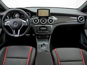 Ver foto 17 de Mercedes Clase CLA 45 AMG Edition 1 C117 2013