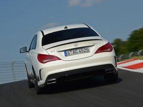 Ver foto 6 de Mercedes Clase CLA 45 AMG Edition 1 C117 2013