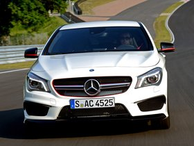 Ver foto 5 de Mercedes Clase CLA 45 AMG Edition 1 C117 2013