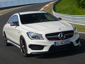 Ver foto 2 de Mercedes Clase CLA 45 AMG Edition 1 C117 2013