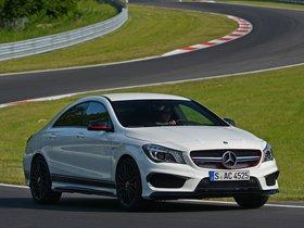 Ver foto 13 de Mercedes Clase CLA 45 AMG Edition 1 C117 2013