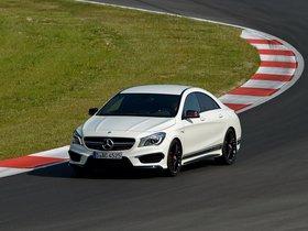 Ver foto 12 de Mercedes Clase CLA 45 AMG Edition 1 C117 2013