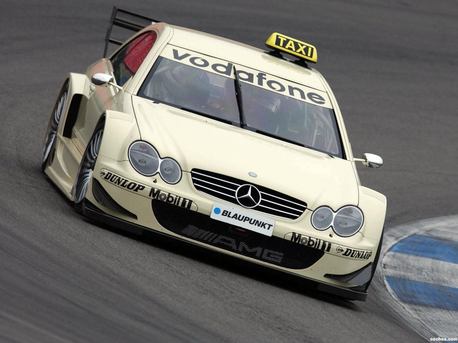 Foto 0 de Mercedes CLK 55 AMG DTM C209 2003