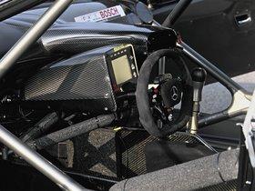 Ver foto 7 de Mercedes CLK 55 AMG DTM C209 2003