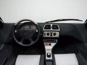 Ver foto 20 de Mercedes Clase CLK AMG GTR Roadster 2002