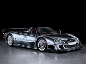 Ver foto 11 de Mercedes Clase CLK AMG GTR Roadster 2002