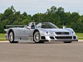 Ver foto 10 de Mercedes Clase CLK AMG GTR Roadster 2002