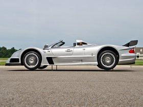 Ver foto 9 de Mercedes Clase CLK AMG GTR Roadster 2002