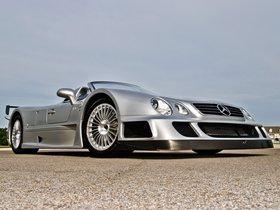 Ver foto 8 de Mercedes Clase CLK AMG GTR Roadster 2002