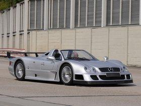Ver foto 7 de Mercedes Clase CLK AMG GTR Roadster 2002