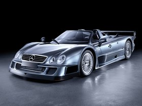 Ver foto 6 de Mercedes Clase CLK AMG GTR Roadster 2002