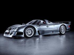 Ver foto 5 de Mercedes Clase CLK AMG GTR Roadster 2002