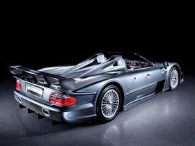 Ver foto 4 de Mercedes Clase CLK AMG GTR Roadster 2002