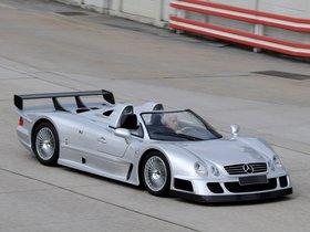 Ver foto 3 de Mercedes Clase CLK AMG GTR Roadster 2002