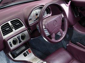 Ver foto 19 de Mercedes Clase CLK AMG GTR Roadster 2002