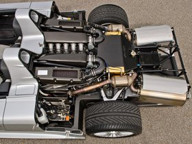 Ver foto 16 de Mercedes Clase CLK AMG GTR Roadster 2002
