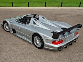 Ver foto 13 de Mercedes Clase CLK AMG GTR Roadster 2002