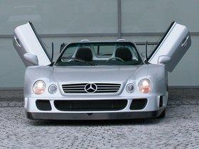 Ver foto 12 de Mercedes Clase CLK AMG GTR Roadster 2002